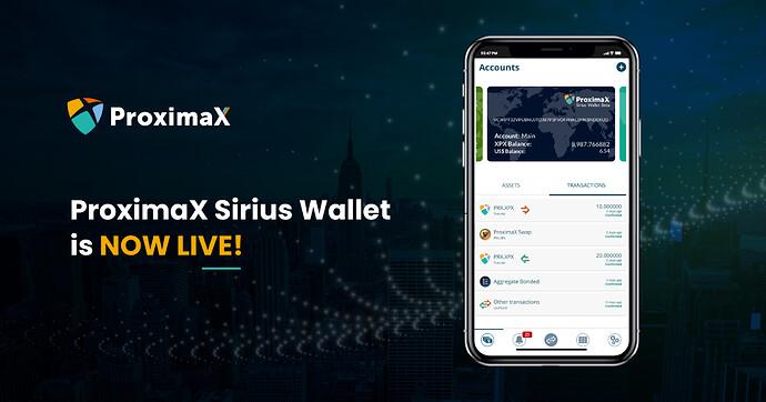 ProximaX-Sirius-2